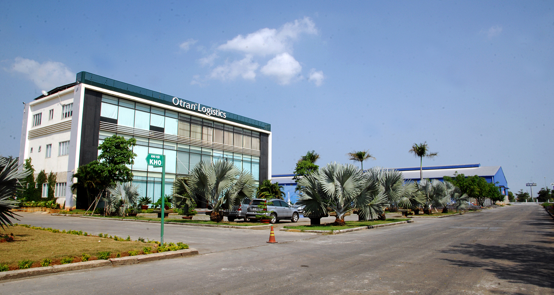 Công ty Cổ phần Otran Logistics