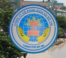 CTCP Dịch vụ đô thị Bà Rịa