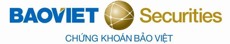 Công ty Cổ phần Chứng khoán Bảo Việt (BVSC)