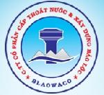 CTCP Cấp Thoát Nước & Xây Dựng Bảo Lộc
