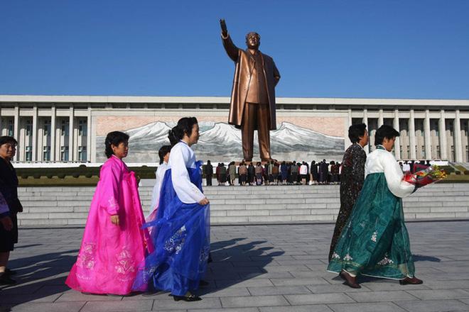 """""""Kinh tế Triều Tiên giảm mạnh nhất 8 năm"""""""