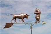 Cổ phiếu ngân hàng nâng đỡ, VN-Index tăng điểm nhẹ