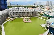 [Ảnh] Toàn cảnh 110 biệt thự không rõ ràng giấy phép xây dựng ở khu Nam TP HCM
