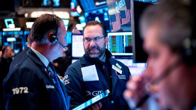 Phố Wall khởi sắc, S&P 500 đứt mạch 4 phiên giảm liên tiếp