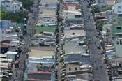 Giải tỏa hàng trăm căn nhà lấn chiếm kênh Hàng Bàng tại quận 6