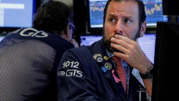 Dow Jones sụt hơn 900 điểm, ghi nhận phiên tồi tệ nhất từ tháng 6/2020