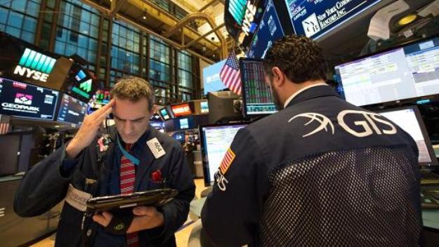 Giảm hơn 250 điểm, Dow Jones đứt mạch 6 phiên leo dốc liên tiếp