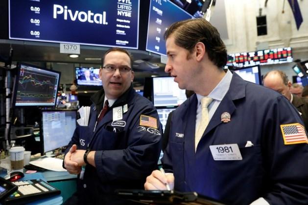 Dow Jones tăng hơn 200 điểm, Phố Wall tiến 1% nhờ nhóm cổ phiếu công nghệ