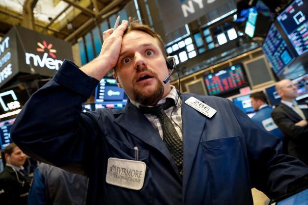 Giảm 650 điểm, Dow Jones chứng kiến phiên tồi tệ nhất kể từ đầu tháng 9/2020