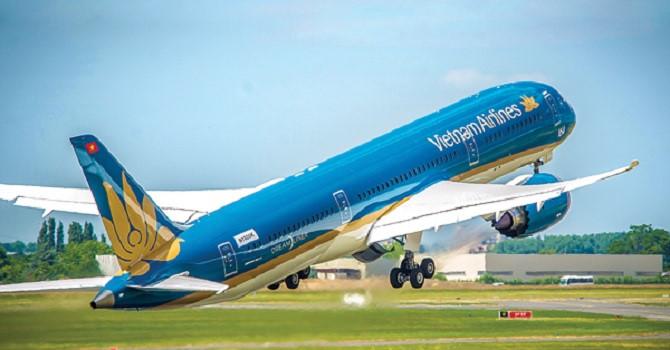 Vietnam Airlines chốt quyền nhận cổ tức năm 2018 tỷ lệ 10% bằng tiền