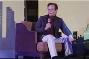 Tỷ phú Phạm Nhật Vượng đã nói gì với TS Lê Xuân Nghĩa về khởi nghiệp lĩnh vực công nghệ số?