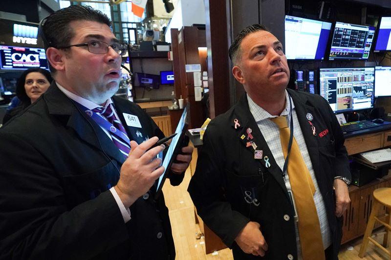 Mất 150 điểm, Dow Jones giảm phiên thứ 3 liên tiếp