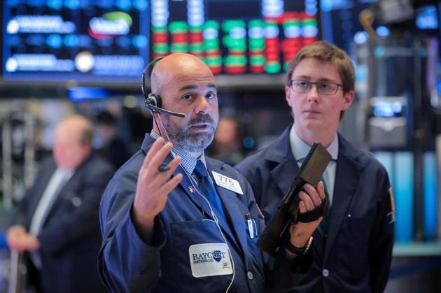 Sụt hơn 150 điểm, Dow Jones giảm mạnh nhất từ đầu tháng 6 đến nay