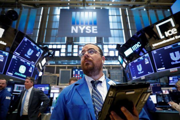 Dow Jones và S&P 500 giảm liền 4 phiên