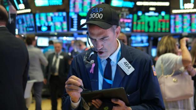Dow Jones tăng nhẹ chờ bài phát biểu quan trọng của Chủ tịch Fed