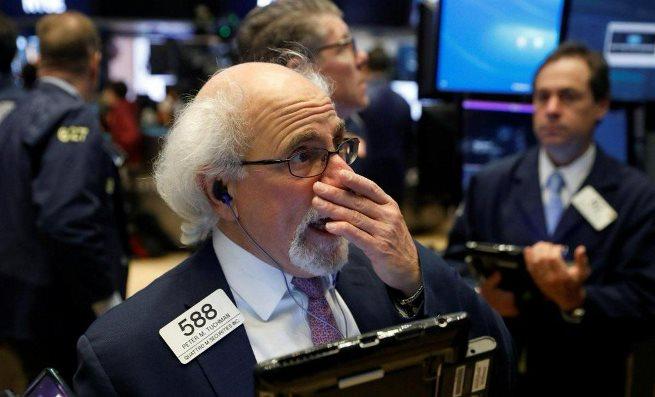 Giảm tiếp 150 điểm, Dow Jones giảm phiên thứ 4 liên tiếp