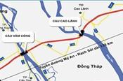 Bộ Giao thông Vận tải: Kết cấu công trình cầu Vàm Cống vẫn đảm bảo ổn định