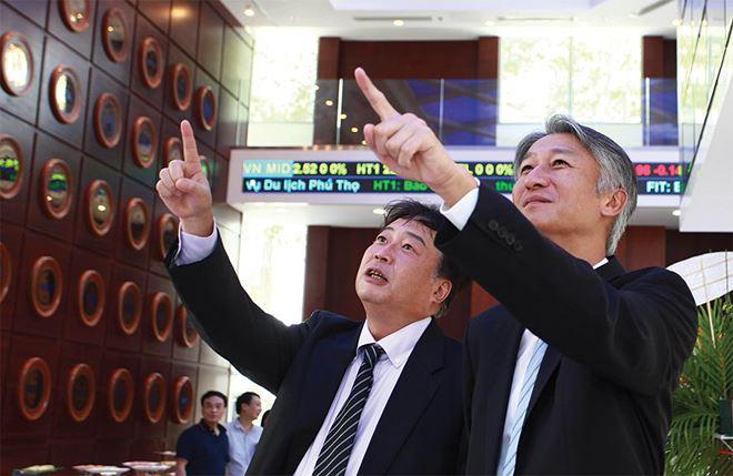 Có một dòng vốn mới đang chọn Việt Nam