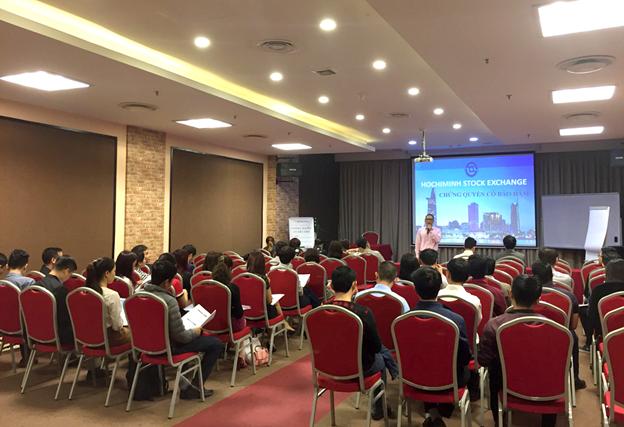 KBSV tổ chức thành công hội thảo giới thiệu về Chứng quyền có bảo đảm