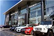 Thất thu tiền thưởng từ Mercedex Benz Việt Nam, lãi ròng HAX giảm 93% cùng kỳ