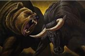 Cổ phiếu ngân hàng vẫn giao dịch tiêu cực, VN-Index giảm điểm