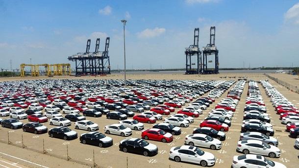 Xong thủ tục, ôtô Indonesia sắp tràn về Việt Nam