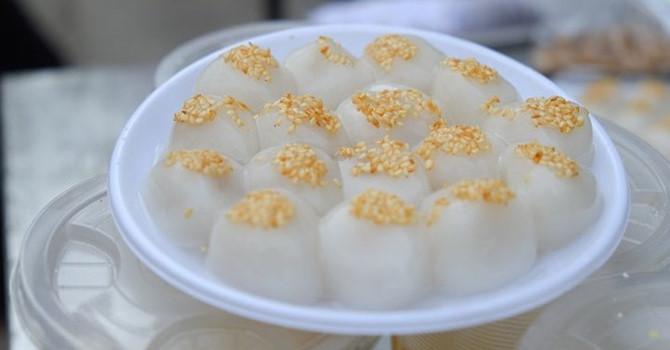 Thị trường 24h: Nhộn nhịp hàng bánh trôi, bánh chay dịp Tết Hàn thực