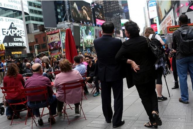 Tình báo Mỹ giúp dì Kim Jong Un mở tiệm giặt ở New York
