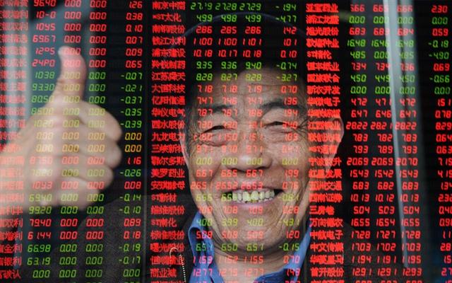Chứng khoán châu Á khép năm ở mức kỷ lục