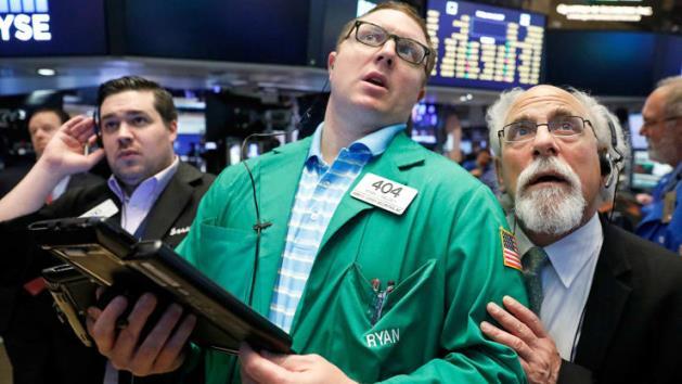 Mất hơn 100 điểm, Dow Jones có phiên giảm điểm đầu tiên trong 3 phiên
