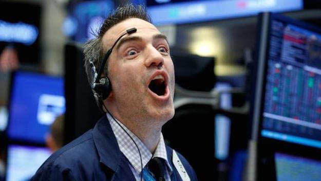 Dow Jones và S&P leo dốc 6 tuần liên tiếp
