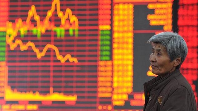 TTCK Trung Quốc giảm mạnh nhất trong 17 tháng
