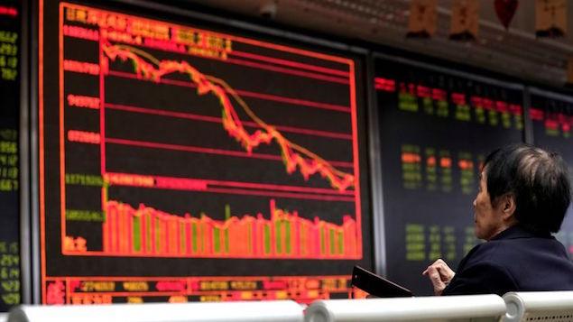 Chứng khoán Trung Quốc tụt dốc, chứng khoán Mỹ có giảm theo?