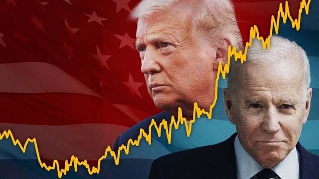 Joe Biden và Donald Trump: Ai tốt hơn cho chứng khoán Mỹ?