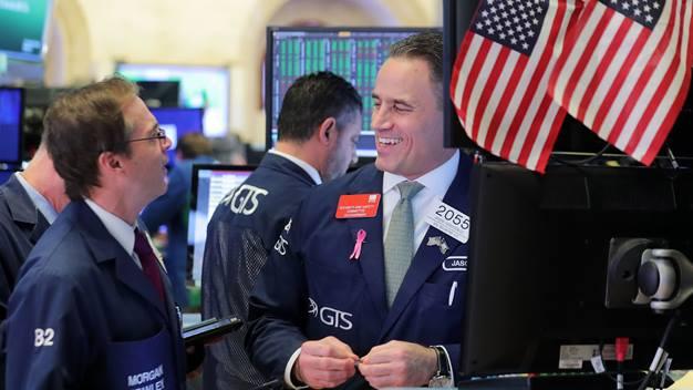 Dow Jones tăng phiên thứ 4 trong 5 phiên vừa qua