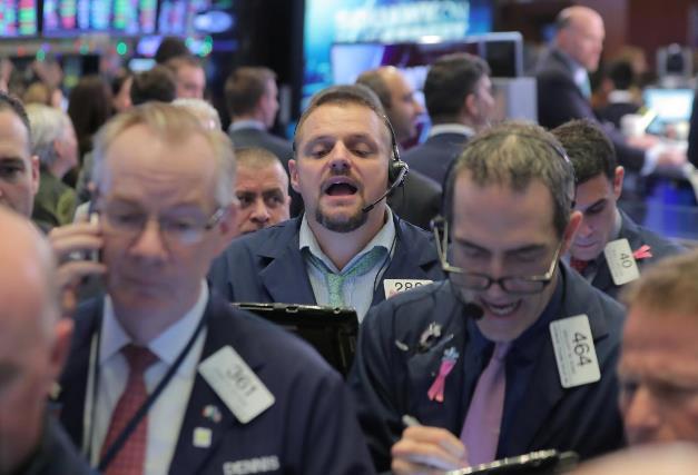 Đà tăng mạnh của cổ phiếu công nghệ và năng lượng kích Dow Jones cộng hơn 100 điểm