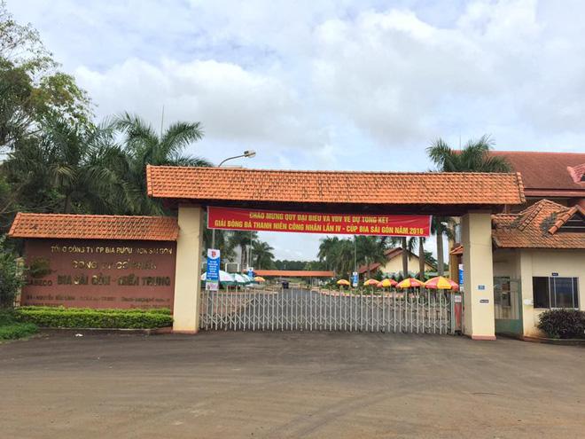 Bia Sài Gòn - Miền Trung (SMB) lãi hơn trăm tỷ năm 2016, vượt 72% kế hoạch năm