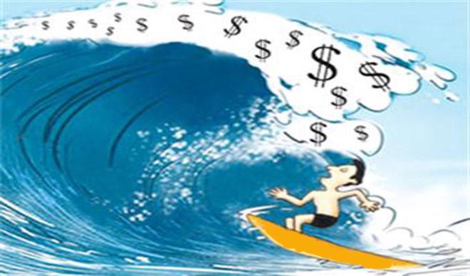 Top 10 cổ phiếu tăng/giảm mạnh nhất tuần: Cổ phiếu đầu cơ lao dốc