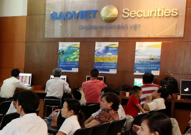 Chứng khoán Bảo Việt lãi gần 15 tỷ đồng trong quý 3/2016, giảm 13% do phải nộp thuế