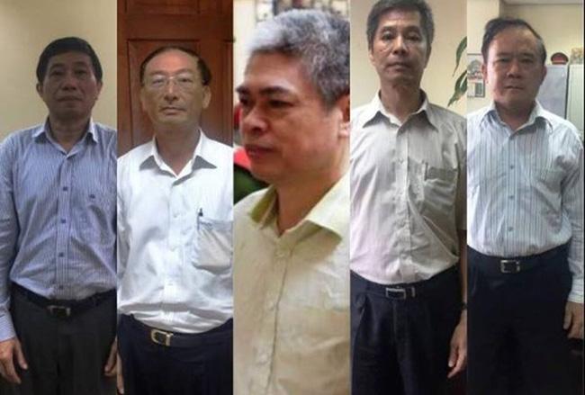 """Các thương vụ """"tai tiếng"""" ở Tập đoàn Dầu khí dưới thời ông Đinh La Thăng"""