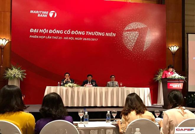 ĐHCĐ: Maritime Bank lên kế hoạch tập trung xử lý nợ xấu