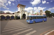 Chạy xe bus, SaigonBus thu gần 2 tỷ mỗi ngày