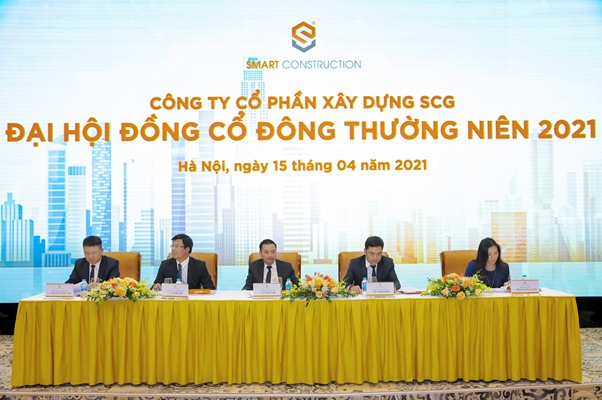 ĐHĐCĐ SCG: Mục tiêu lợi nhuận tăng 178%, đẩy mạnh đầu tư BĐS công nghiệp và tăng cường hợp tác BCC