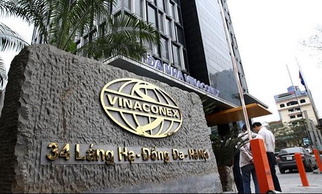 VCG thoái vốn tại hai công ty con, dồn lực cho Vinaconex Invest