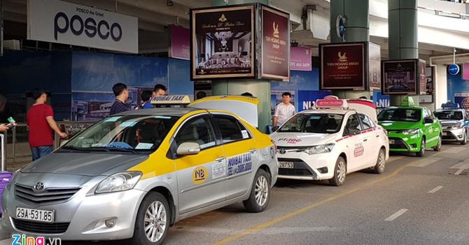 """Hiệp hội taxi Hà Nội, Đà Nẵng, TP.HCM lại """"đồng thanh"""" kêu cứu Bộ Giao thông vận tải"""