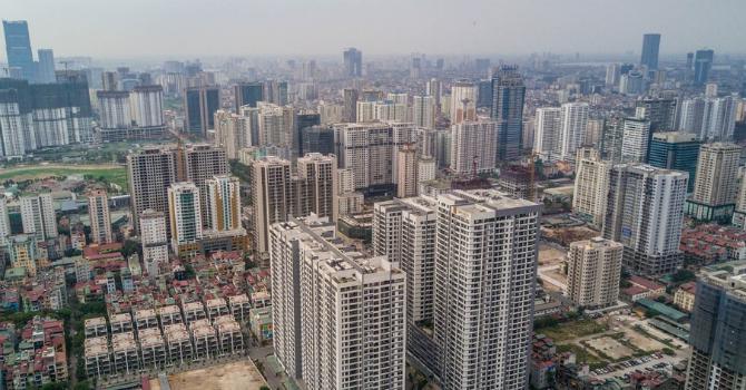 Hà Nội: Xu hướng sống của người dân đang chuyển dịch ra ngoại ô