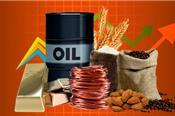 Thị trường hàng hóa 19/11: Dầu tăng phiên thứ 4, vàng giảm nhẹ