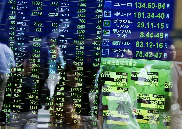 Mặc kệ rắc rối ở Thổ Nhĩ Kỳ, Nikkei 225 vẫn tăng hơn 400 điểm