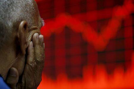 Thấm đòn chiến tranh thương mại, Shanghai Composite xuống thấp nhất trong gần 4 năm