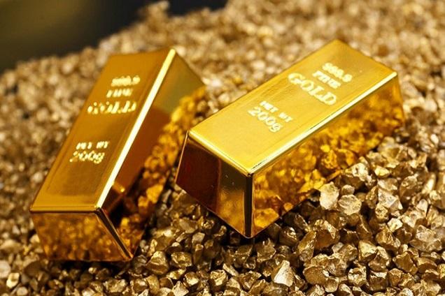 Nguy cơ điều chỉnh của giá vàng đã xuất hiện